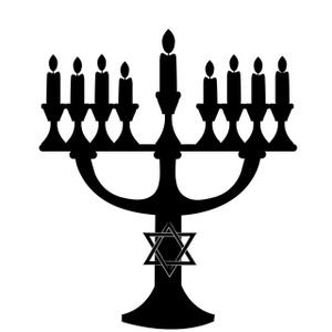 Free menorah clip art image 7 9 christmas