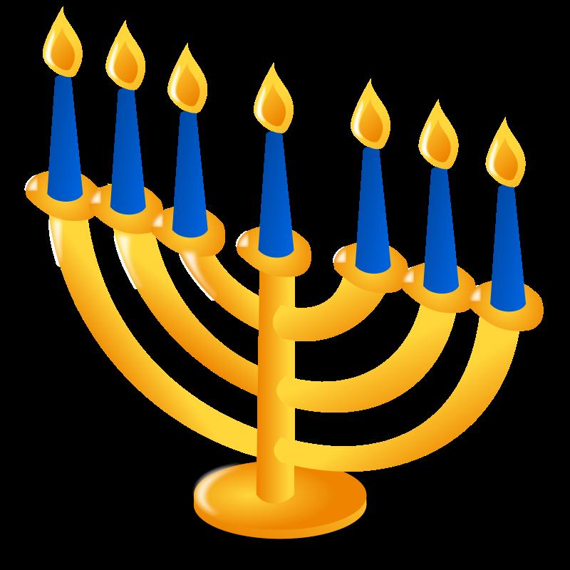 Jewish menorah cliparts free download clip art 4