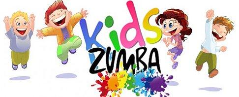 Kids zumba clip art clipart