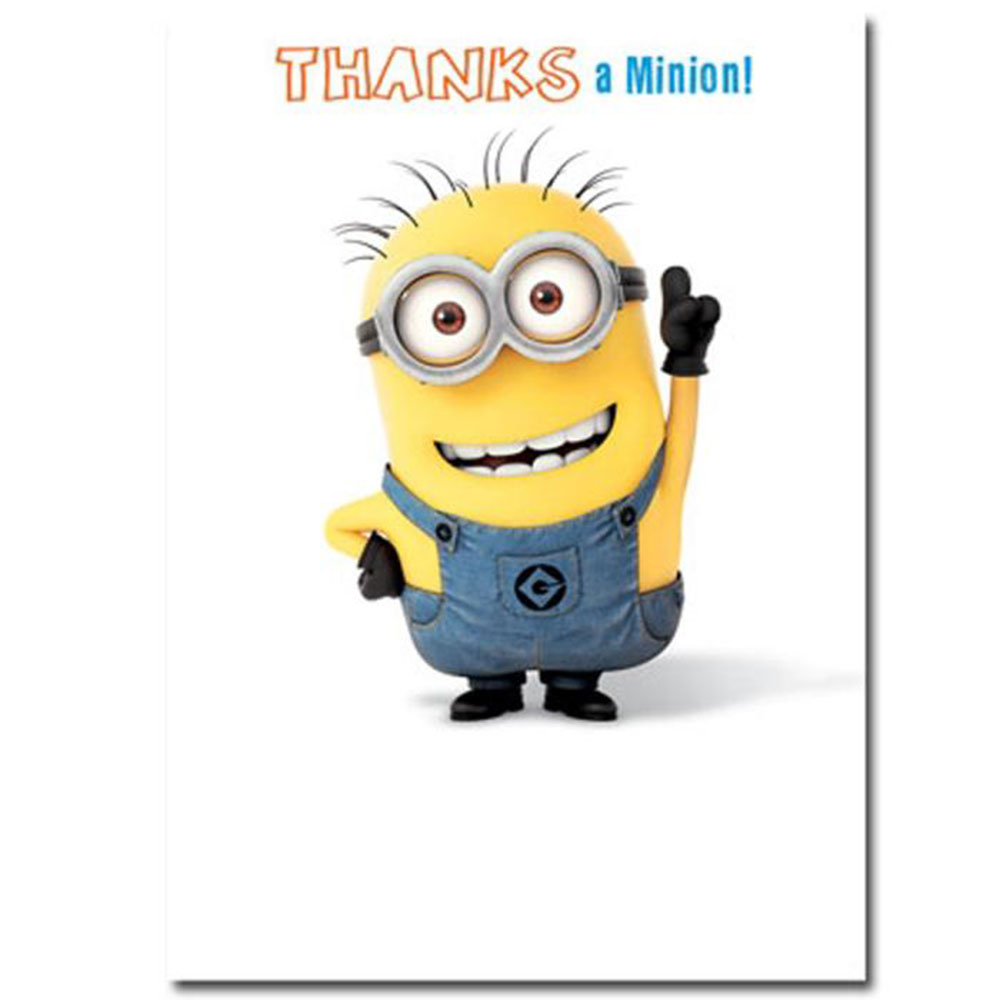Minion greeting card collection ebay clipart