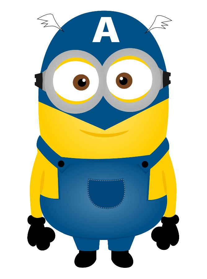 Minions movie clip art images kevin stuart bob cartoon 2