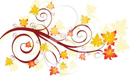 November clip art 2