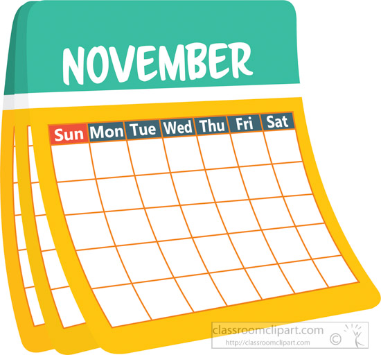 Search results for november clip art pictures graphics