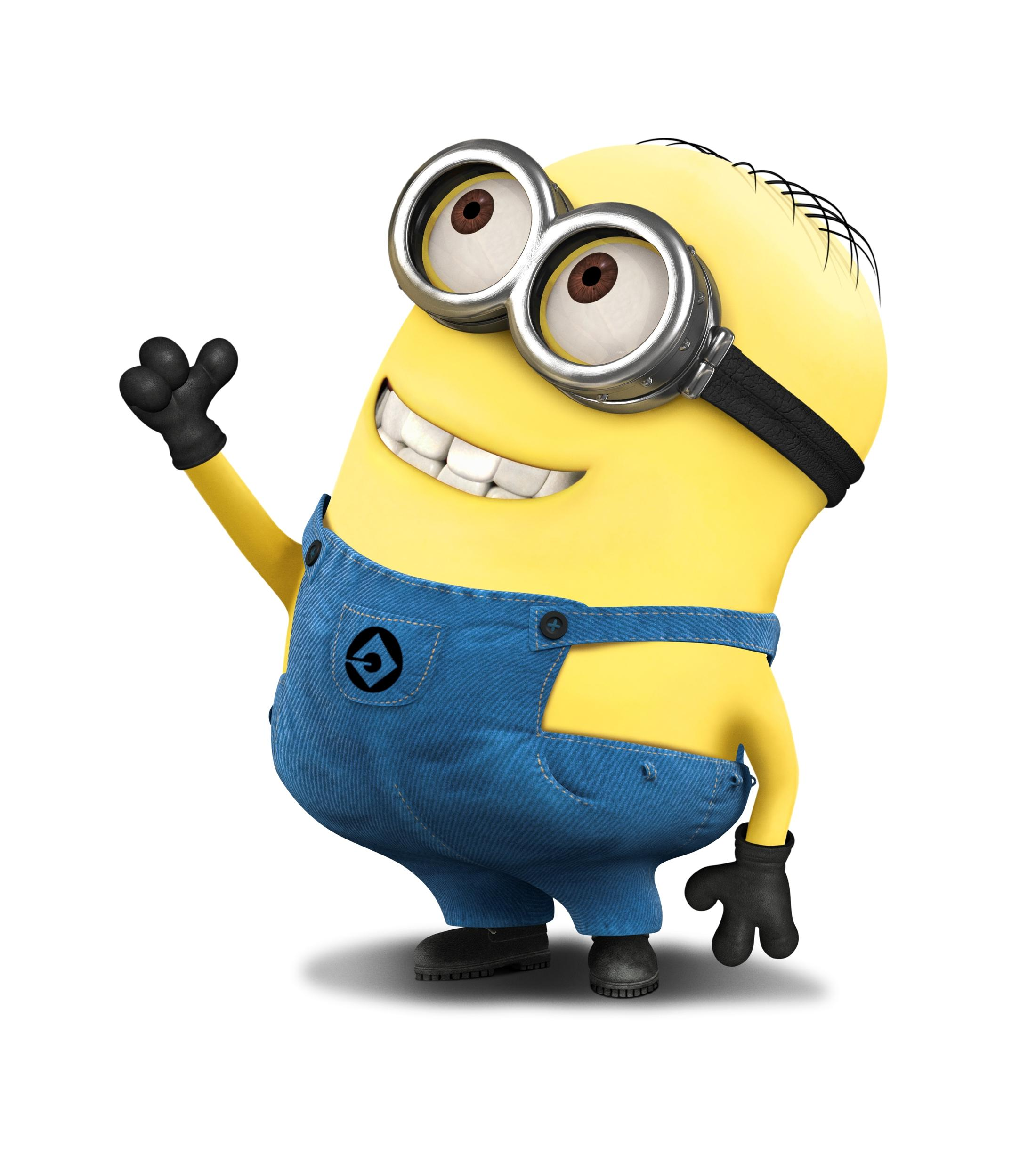 Unique despicable me minion clipart transparent background library
