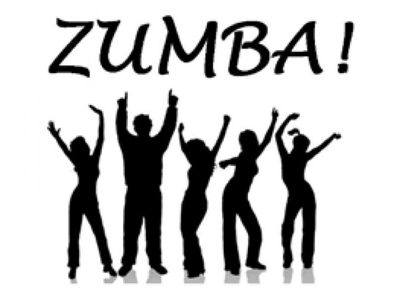 Zumba class clipart clipart