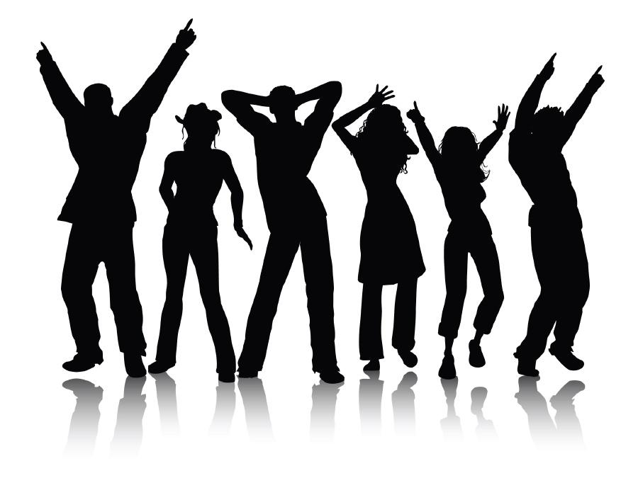 Zumba dance clipart 3 clipart
