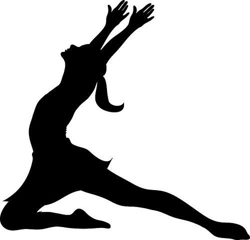 Zumba dance clipart