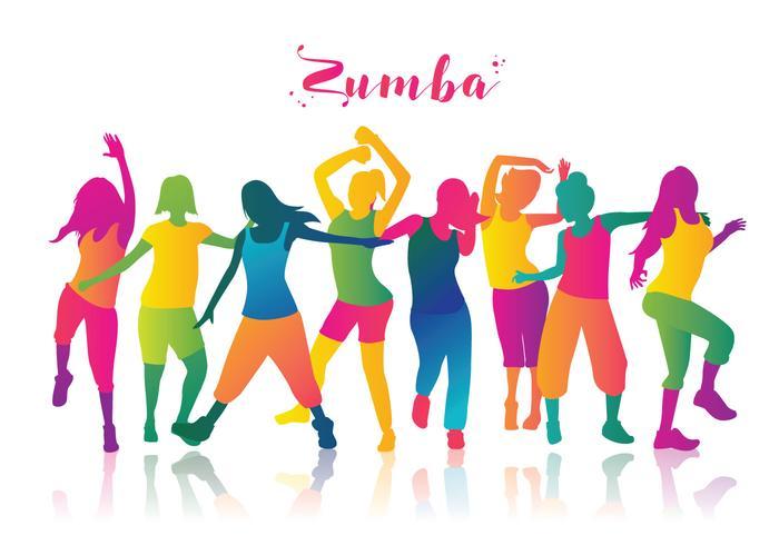 Zumba free vector art 4 downloads clipart